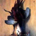 <b>УДРИ ЖАН БАТИСТ Натюрморт с фазаном, 1753</b>