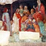 <b>ФИЛИПЕПИ АЛЕССАНДРО ДИ МАРИАНО, ПРОЗВАННЫЙ БОТТИЧЕЛЛИ Юноша, приветствуемый Своб...</b>