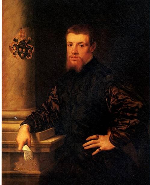 ФОН КАЛЬКЕР ЙОХАН СТЕФАН, ПРОЗВАННЫЙ ДЖОВАННИ КАЛЬКАР Мельхиор фон Браувайлер, 1540