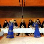 <b>ФРА АНЖЕЛИКО Ангелы подают пищу монахам</b>