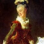 <b>ФРАГОНАР ЖАН ОНОРЕ Танцовщица Мари Мадлен Гимар, ок. 1769</b>