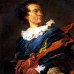 <b>ФРАГОНАР ЖАН ОНОРЕ Фантастическая фигура (Портрет аббата де Сент-Нон)</b>
