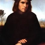 <b>ФРАНЧАБИДЖО ФРАНЧЕСКО Мужской портрет</b>
