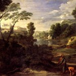 <b>ПУССЕН НИКОЛА Пейзаж с Диогеном, 1648</b>