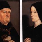 <b>ФРОМАН НИКОЛА Портреты короля Рене и Жанны де Лаваль — диптих Матерон</b>