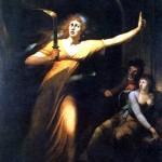 <b>ФЮСЛИ ИОГАНН ГЕНРИХ Леди Макбет, 1784</b>