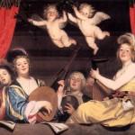 <b>ХОНТХОРСТ ГЕРРИТ ВАН Концерт, 1624</b>