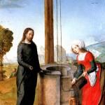 <b>ХУАН ФЛАНДРСКИЙ Христос и самарянка, до 1504</b>