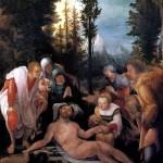 <b>ХУБЕР ВОЛЬФ Оплакивание Христа, 1524</b>