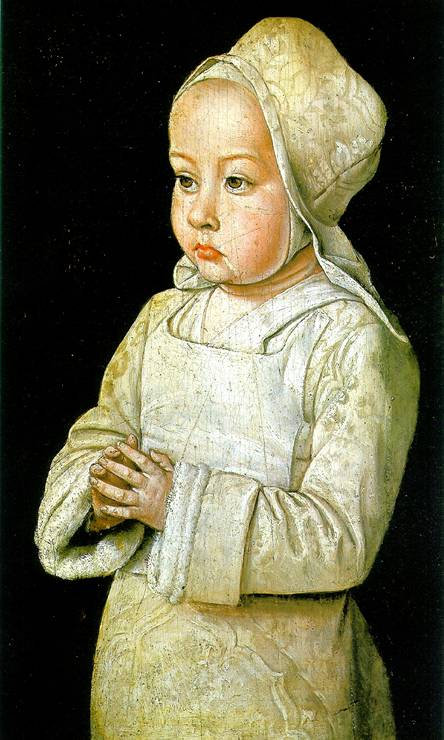 ХЭЙ ЖАН Сюзан де Бурбон, или Дитя за молитвой