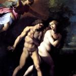 <b>ЧЕЗАРИ ДЖУЗЕППЕ, ПРОЗВАННЫЙ КАВАЛЕР Д'АРПИНО Изгнание Адама и Евы из Рая</b>