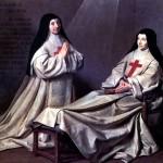 <b>ШАМПЕНЬ ФИЛИПП ДЕ Аббатиса, мать Катрин Аньес Арно, и сестра Катрин де Сент-Сюза...</b>