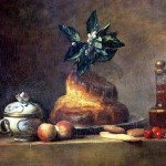 <b>ШАРДЕН ЖАН БАТИСТ СИМЕОН Бриошь (Десерт), 1763</b>