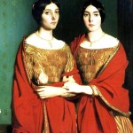 <b>ШАССЕРИО ТЕОДОР Две сестры, 1843</b>