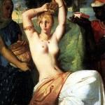 <b>ШАССЕРИО ТЕОДОР Туалет Эсфири, 1841</b>