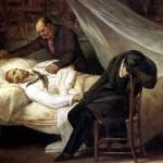<b>ШЕФФЕР АРИ Смерть Жерико (26 января 1824 г.), 1824</b>