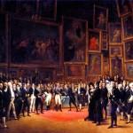 <b>ЭЙМ ФРАНСУА ЖОЗЕФ Лувр, 15 января 1825 г. Карл Х награждает художников</b>