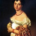 <b>ЭНГР ЖАН ОГЮСТ ДОМИНИК Мадам Панкук, 1811</b>