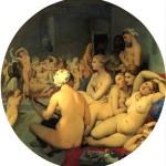 <b>ЭНГР ЖАН ОГЮСТ ДОМИНИК Турецкая баня, 1862</b>