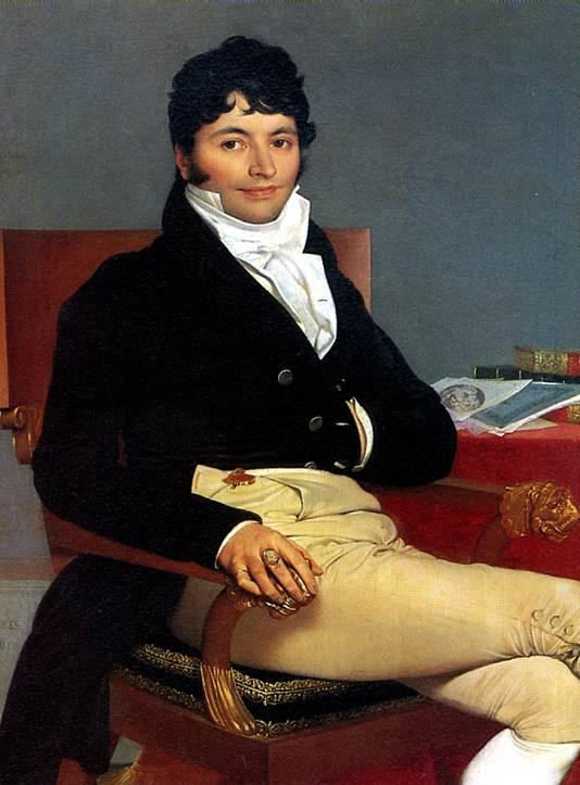 ЭНГР ЖАН ОГЮСТ ДОМИНИК Филибер Ривьер, 1805
