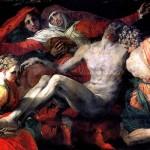 <b>ЯКОПО ДЖОВАННИ БАТТИСТА ДИ, ПРОЗВАННЫЙ РОССО ФЬОРЕНТИНО Пьета, 1530-1535</b>