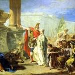 <b>ПИТТОНИ ДЖОВАННИ БАТТИСТА Поликсена, приносящая жертву богам Ахилла</b>