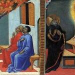<b>ПЬЕТРО САНО ДИ Св. Иероним является Сульпицию Северу и св. Августину</b>