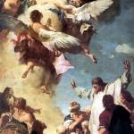 <b>ПЬЯЦЦЕТТА ДЖОВАННИ БАТТИСТА Вознесение Богоматери, 1735</b>