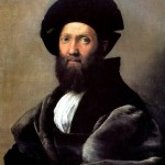 <b>РАФАЭЛЬ CAHTИ, ПРОЗВАННЫЙ РАФАЭЛЬ Бальдассаре Кастильоне, до 1516</b>