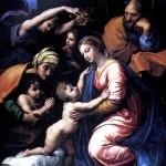<b>РАФАЭЛЬ САНТИ Святое семейство, или Большое Святое семейство Франциска I</b>