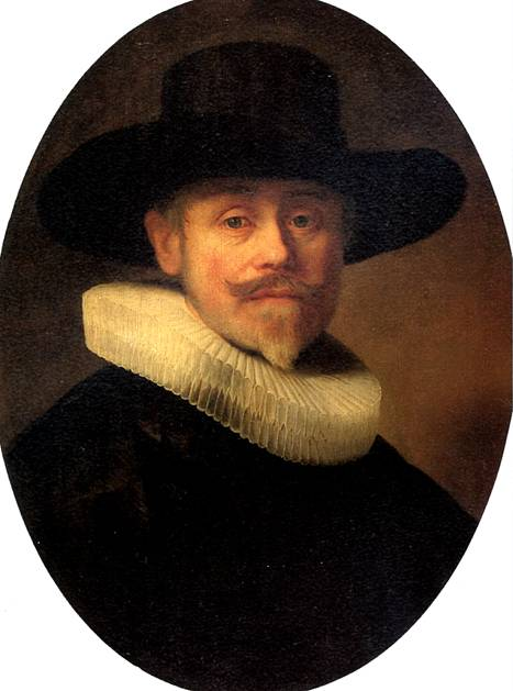 РЕМБРАНДТ Альберт Купер, 1632