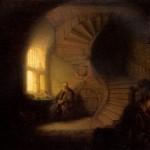 <b>РЕМБРАНДТ Размышляющий философ, 1632</b>
