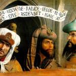 <b>ПРОВАНСАЛЬСКАЯ ШКОЛА Три пророка</b>