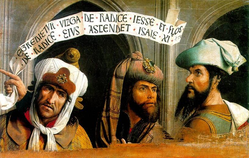 ПРОВАНСАЛЬСКАЯ ШКОЛА Три пророка