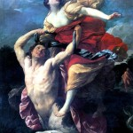 <b>РЕНИ ГВИДО Деянира, похищаемая кентавром Нессом, 1620-1621</b>