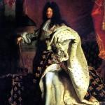 <b>РИГО ГИАЦИНТ Людовик 14, король Франции, 1701</b>