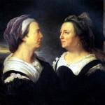 <b>РИГО ГИАЦИНТ Мадам Риго, мать художника, в двух поворотах, 1695</b>