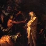 <b>РОЗА САЛЬВАТОРЕ Дух Самуила, призванный к Саулу волшебницей из Аэндора, 1668</b>