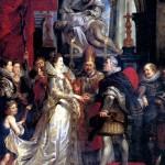 <b>РУБЕНС ПИТЕР ПАУЭЛ Заочное бракосочетание во Флоренции</b>